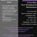 Hairnetworx   2-Hour Free Workshop For Hairdressers